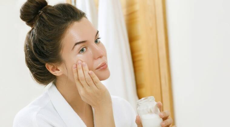 How does natural oil benefits skin?
