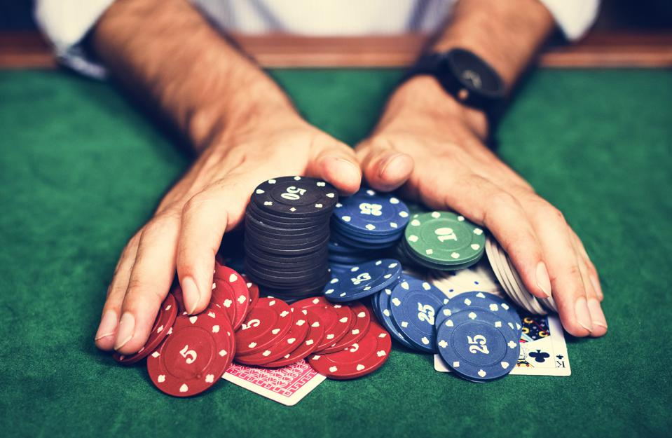 Incomes a Six Determine Income From Gambling
